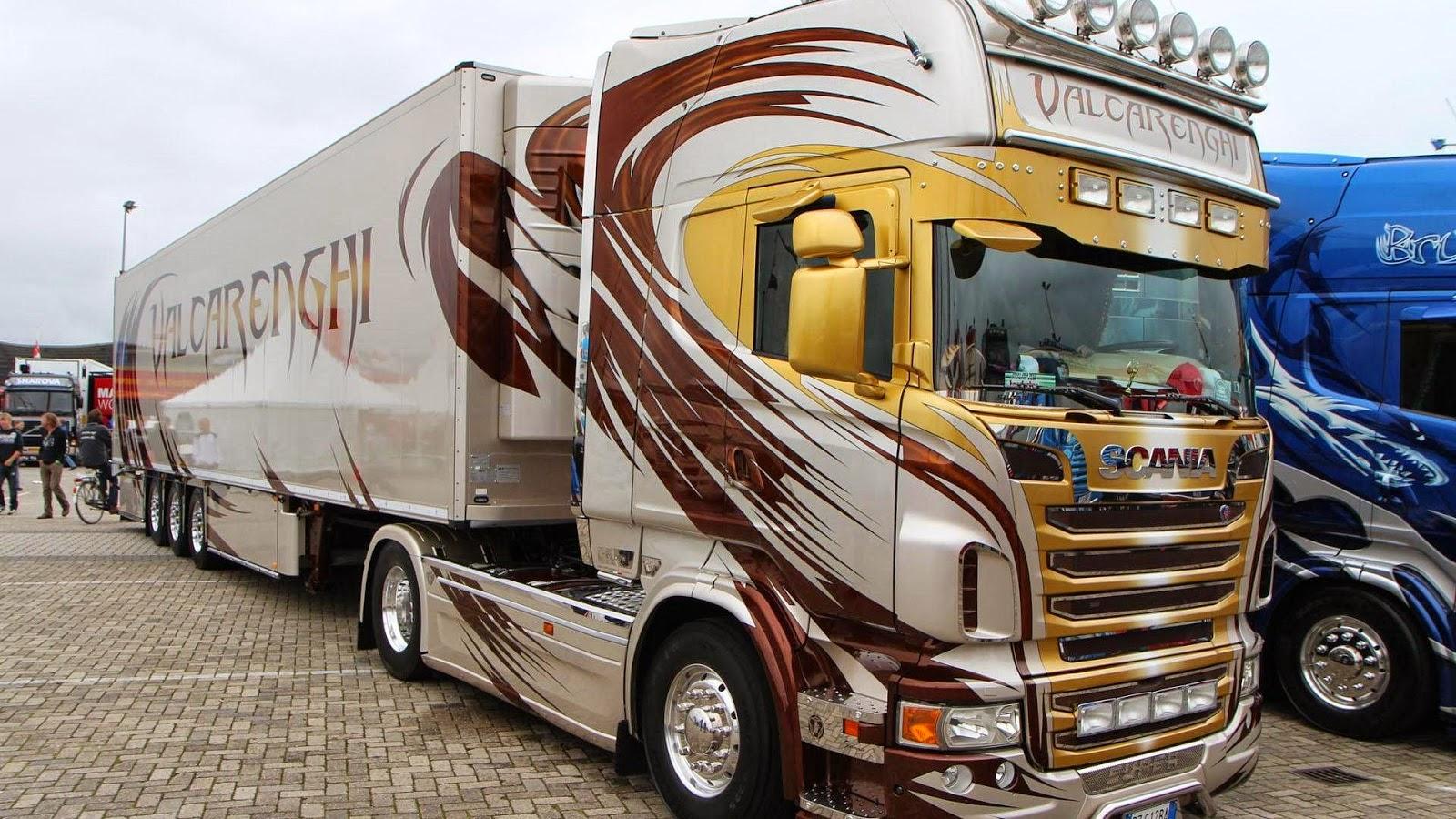 Gambar Modifikasi Truk Volvo 66 Koleksi Modifikasi Mobil Truk Volvo Truk Modifikasi