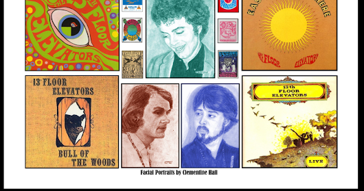 Clementine Hall - 13th Floor Elevators Prints Offer