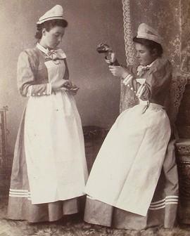 History Of The Nursing Uniform 36