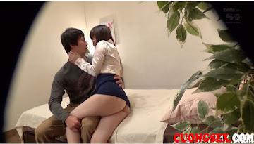 Thư ký dâm Hitzuki Rui bị đồng nghiệp hiếp dâm tập thể