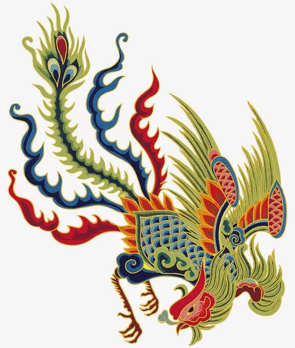 Mistress Manifesto: CHINESE PHOENIX BIRD EMBRODERIE