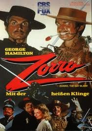 Zorro: The Gay Blade, 1981
