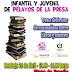Mini Feria de Libro en Pelayos de la Presa