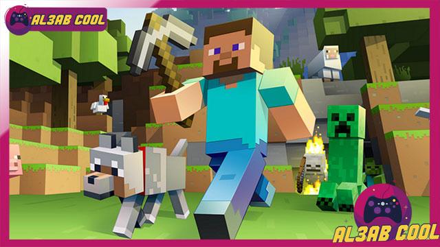 تحميل لعبة ماين كرافت Minecraft 2020 للكمبيوتر