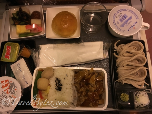 Singapore Airlines Review: Heading back home from Haneda Airport