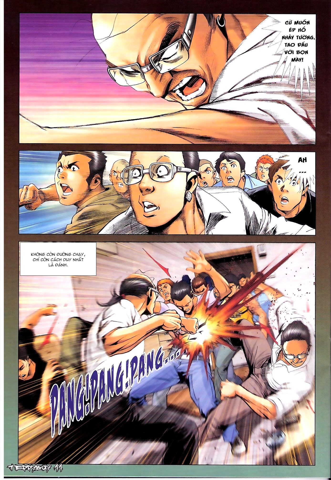 Người Trong Giang Hồ - Chapter 1315: Power Lương Gia Nhân - Pic 9