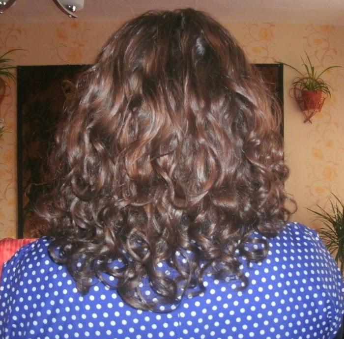 Półprodukty, które mają wpływ na skręt moich włosów