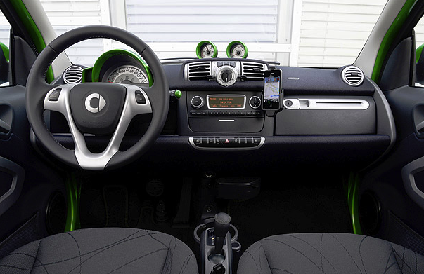Smart Fortwo Electric Car and Driver Review