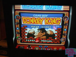 juego donkey kong en super game boy