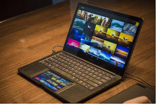 Project Linda will turn your Razer phone into a 13-inch laptop