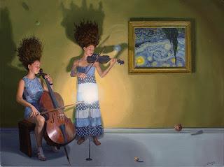 chicas-pinturas-en-lienzos