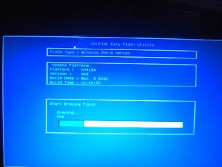 Cara Update Bios Laptop Samsung/Toshiba Lewat Flashdisk Terbaru 2017