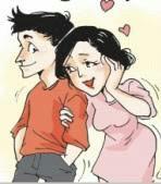 Ilustrasi pasangan selingkuh.
