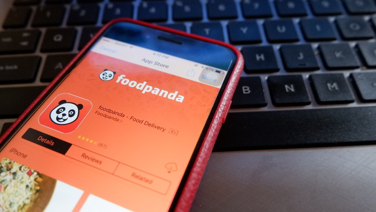 HUNGRY? Food Panda Delivery is the answer!