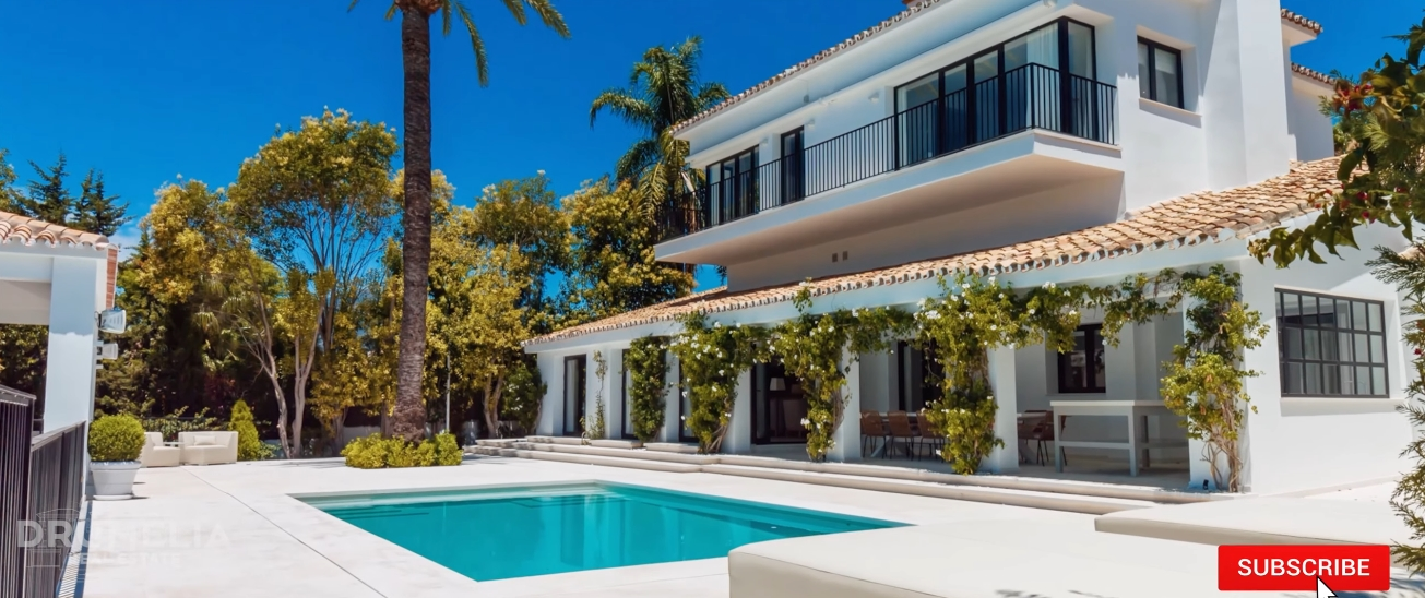 25 Photos vs. Luxury Villa In Nueva Andalucía, Marbella Interior Design Tour