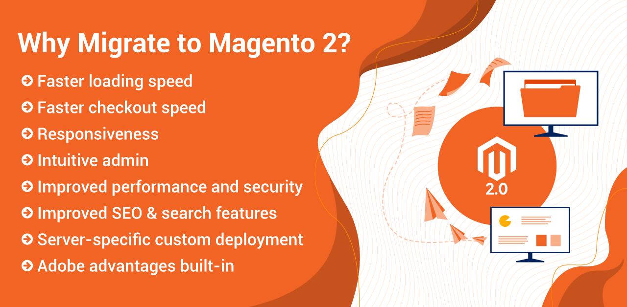 why migrate to magento 2