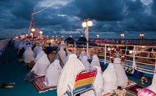 Cara dan hukum solat di atas perahu
