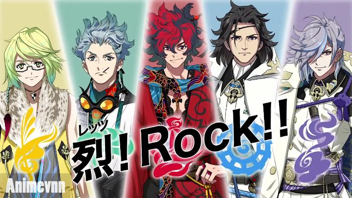 Ảnh trong phim Bakumatsu Rock 1