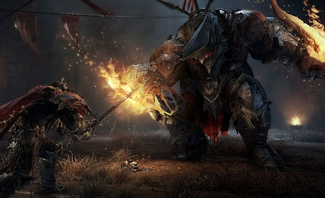 Lords Of The Fallen PC Games Screenshots
