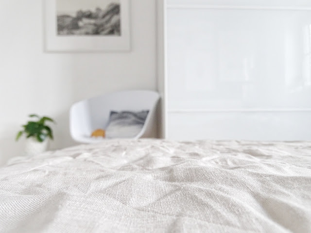 Makeover Schlafzimmer und Leinen-Bettwäsche - www.mammilade.blogspot.de - 5 Lieblinge, Momente und Motive der Woche