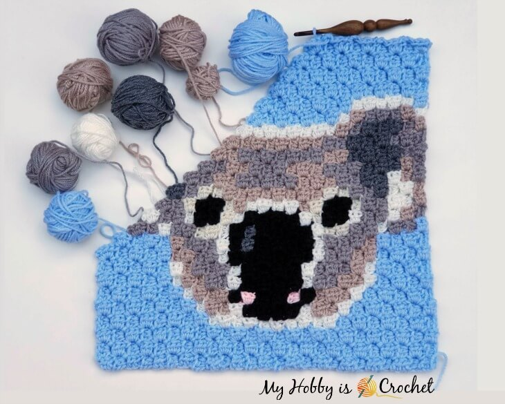 Koala C2C Square - work in progress