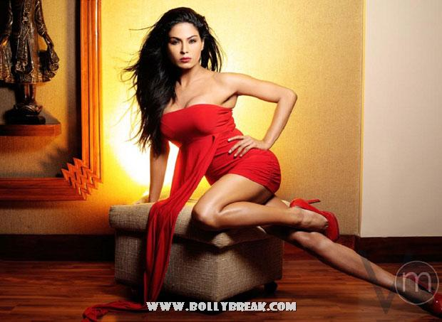 Tv Actress Shraddha Arya Hottest Bikini Body Exposed: Veena Malik Bikini Shoot Pics