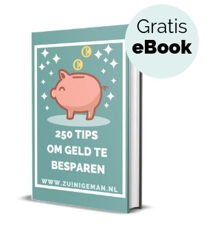 gratis eBook tips om geld te besparen
