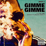 Juicy J - Gimme Gimme (feat. Slim Jxmmi) - Single Cover