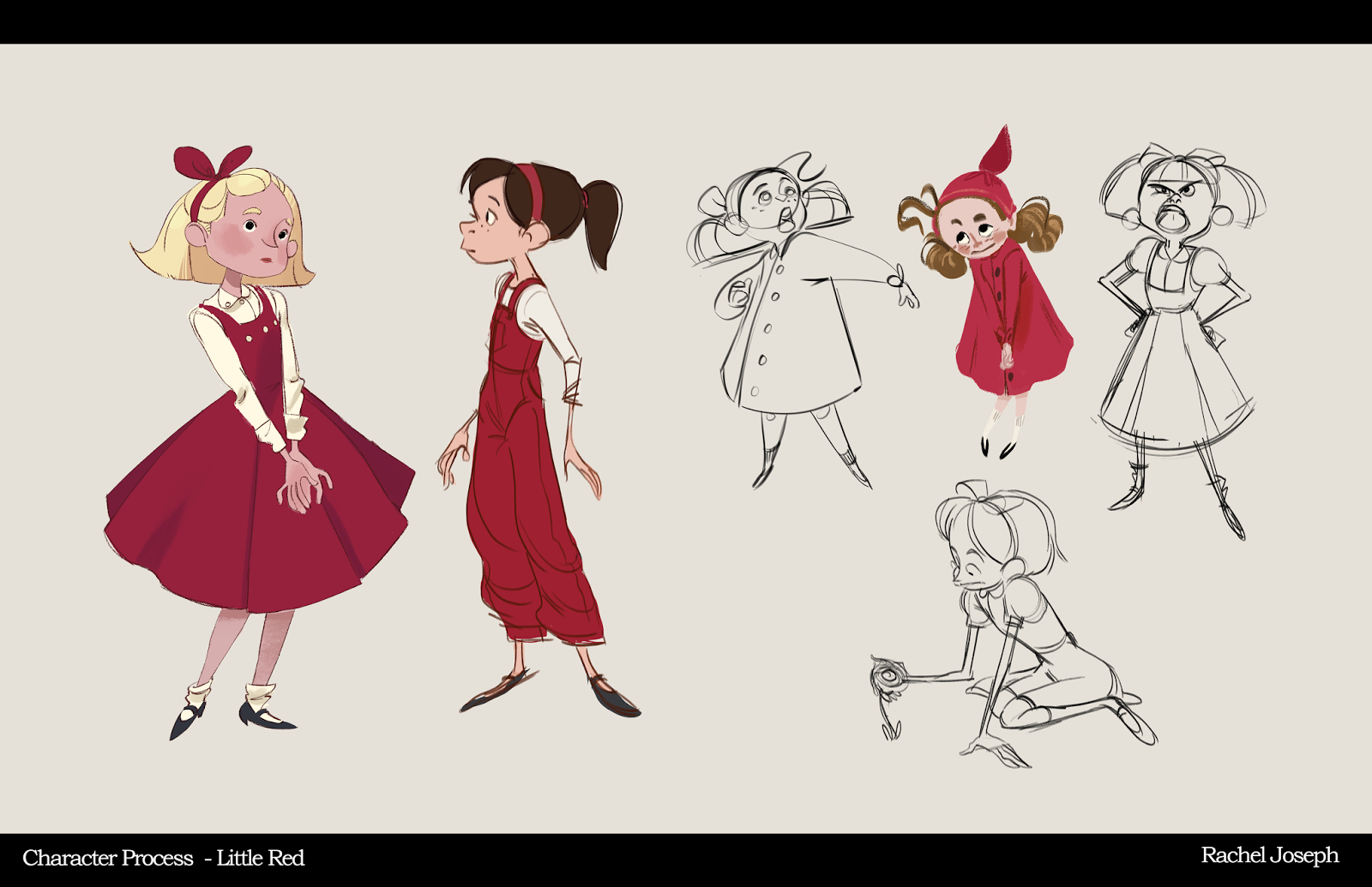 Character Design Visual Development Portfolio : Character design visual development portfolio