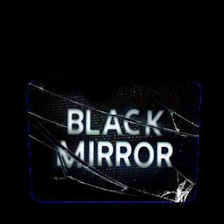 Preview of Black mirror, tv show, folder icon