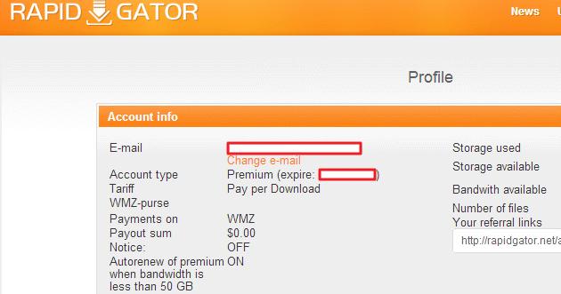 Free rapidgator premium : Little longer
