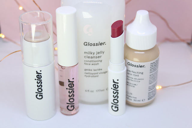 Glossier Cosmetics Arrive in the UK - Glossier Makeup & Skin Care Haul - Best Products to Buy!