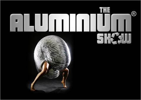 Aluminium Show en el Teatro Coliseum