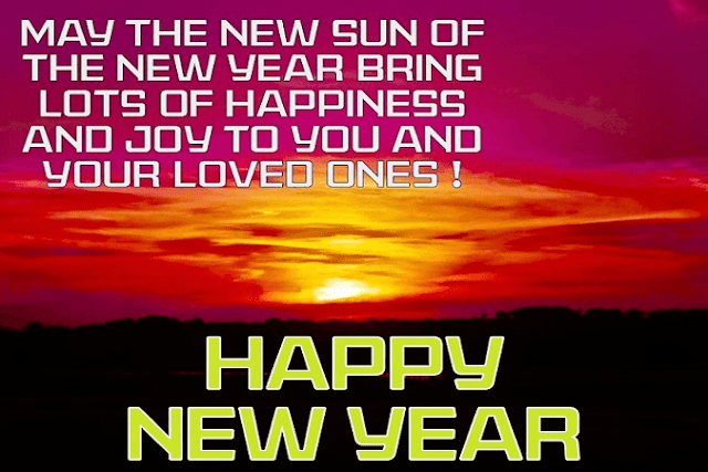 Happy New Year SMS 2019 | Happy New Year Messages 2019