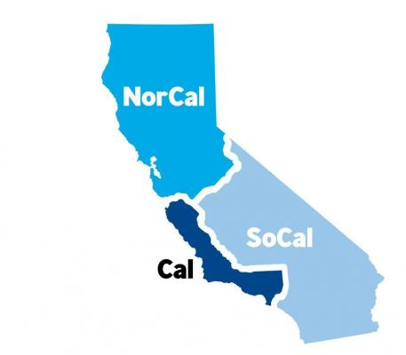 #US,#Politics: Can California vote for the separation in 3 states in November?