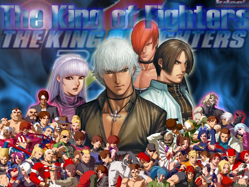 Useful topic The king of fighter you