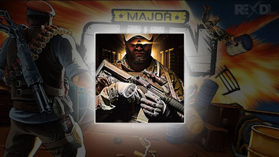 Major GUN FPS Endless Shooter  Apk Mod v. 3.5.5 Unlimited Money + Ammo