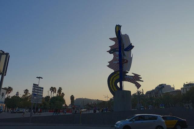 バルセロナ・ヘッド(Barcelona Head)