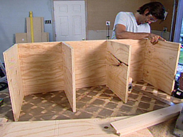 Tomboy Tools How To Build A Rolling Storage Bench