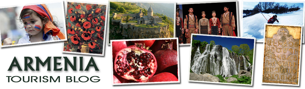 Armenia Tourism Blog