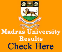 madras university result 2019 www.unom.ac.in results 2019