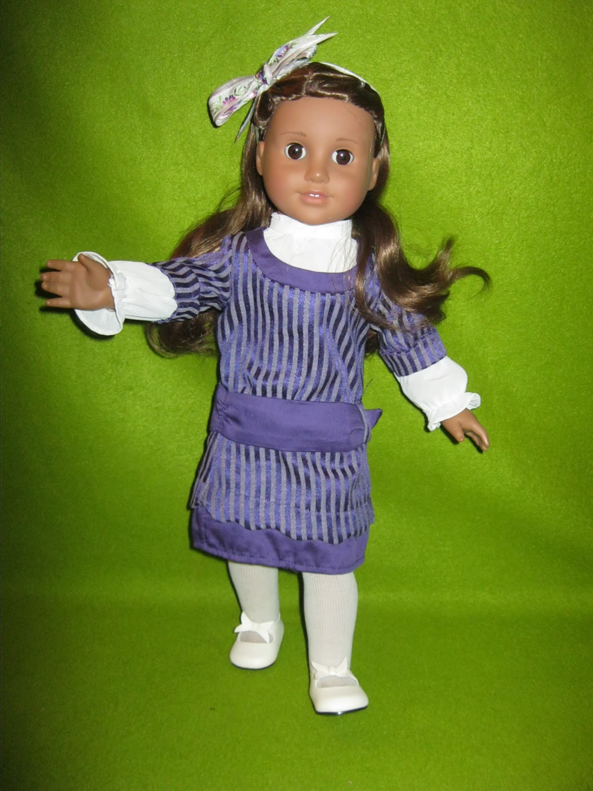American Girl Doll Rebecca/'s Hanukkah Holiday Outfit NEW!!