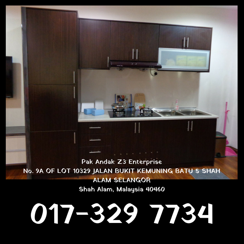 Promosi Hebat Kabinet Dapur Kabinet Dapur Murah Dan Cantik Z3