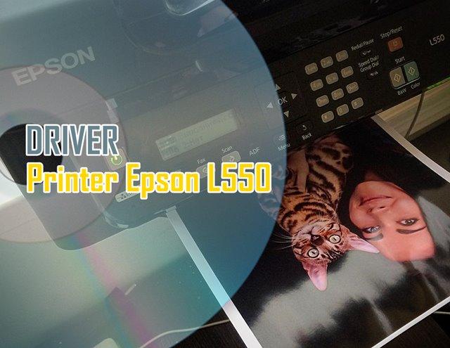 Driver Printer Epson L550