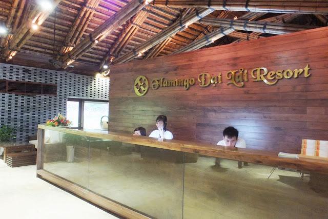 flamingo-dai-lai-resort-reception ダイライリゾートレセプション