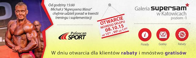 Pafoscan Katowice Supersam