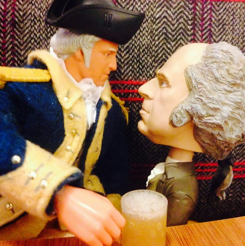 John Adams vs. George Washington: The Beer Test
