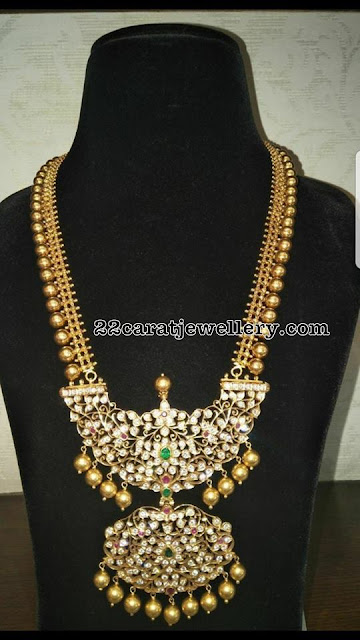 Traditional Long Haar by Manjula Jewels
