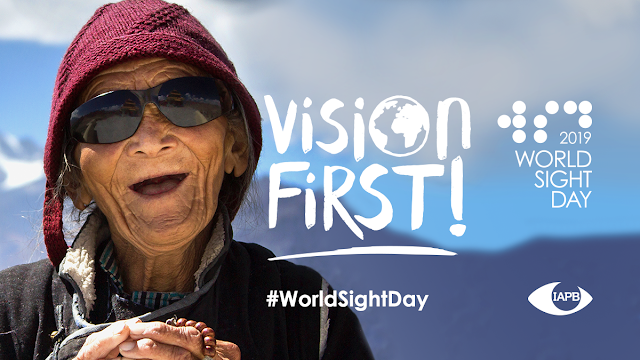 Vision First World Sight day