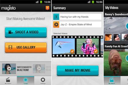 Cara Cepat Buat Video di Android, Ini Aplikasinya!